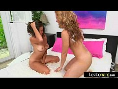 Lesbian Sex Tape With Girl On Girl Sex Action movie-03