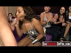 34 Cheating wives at underground fuck party orgy!34