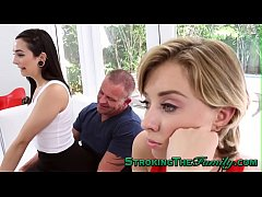Cum Faced Stepteen Rides Family Strokes - More ...
