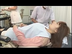 Japanese EP-02 Invisible Man in the Dental Clinic, Patient Fondled and Fucked, Act 02 of 02