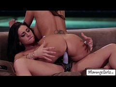 Cutie mother Avas wild lesbian wishes gets satisfied by Gracie
