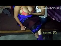 indian unmarried bhabhi sex in period time defloration bloody pussy fucking by younger brother hot happy ending massage in house