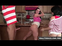 RealityKings - Moms Bang Teens - (Katie St Ives, Kendra Lust, Seth Gamble) - Lustful Eyes