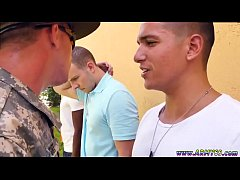 Free adult young man and older man gay sex videos Yes Drill Sergeant!