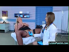 Sexy Lesbo Get Punish With Dildos By Mean Lez (dani phoenix) mov-15