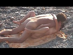Spy nude beach videos, real outdoor sex!