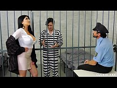 HD Romi Rain Has a Pathetic Husband Who Gets Locked UP