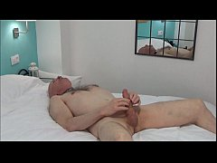 Masturbating couple - Ulf Larsen and ex-girlfriend Angel