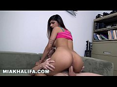 MIA KHALIFA - Casting Video: Do You Think She Has What It Takes?
