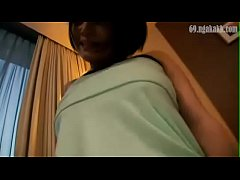 japanese teen big tits picking in street and ge...