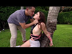 ABUSE ME - Young Kylie Quinn Wants To Get Fucked Rough By Her Big Dick Boyfriend Peter Green