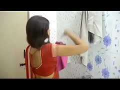 Indian Student Bathroom scene