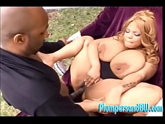 Lady Snow Fat Floppy Titties Gets Fucked