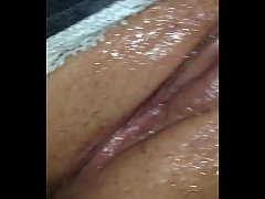 POV eating pussy and pissing