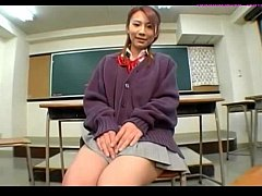 3 schoolgirls fucked by guy in the classroom - XVIDEOS.COM
