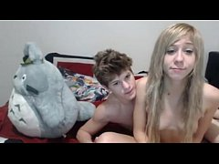 web cam young couple