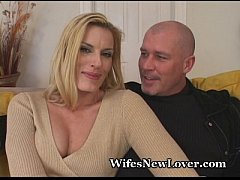 Sexy Cougar Fucks Young Cock