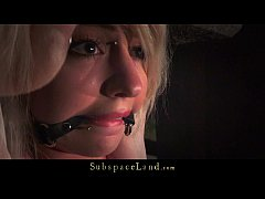 Two Slaves In Brutal Pain And Kinky Bondage Orgasm Cumshot