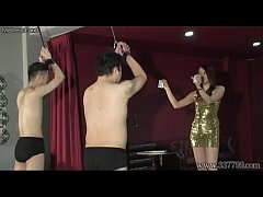 Japanese Mistress Risa Ponyboy Training
