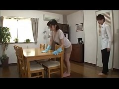 Japanese Mom Still Cleaning - LinkFull: http:\/\/q.gs\/EQTFB