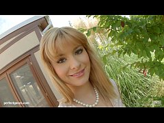 Gonzo creampie action with Charlyse Bella by  All internal