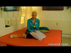 PARADISE FILMS Scarlet Young is hot and wet