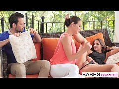 Babes - Step Mom Lessons - Mind Your Manners starring Amirah Adara and Joel and Martina Gold clip