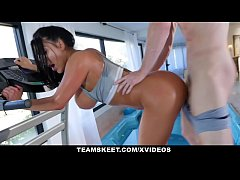 TeamSkeet - Sexy (August Taylor) Pounded After Workout