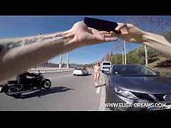 Flashing day in Barcelona with Gopro