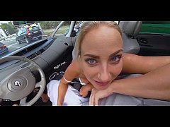HD [HoliVR] Car Sex Adventure 100% Driving FUCK experience   360 VR Porn