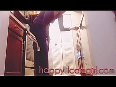 Girl Ignores You Cleaning The Kitchen Giantess Recording