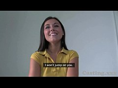 Casting HD Beautiful young amateur takes  ...