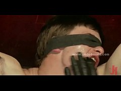 Teen gay sex slave bondage fetish sex