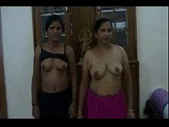 Telugu aunties threesome