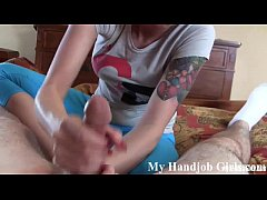 Are you ready for a little POV handjob fun JOI