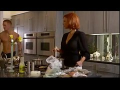 Redhead milf is turned on by her stepson - Watc...