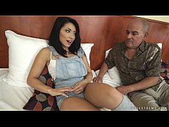 Step Dad wants to see his daughter's tattoo - Rina Ellis