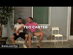 Bromo - Pierce Paris with Teo Carter at Cock Dependent Scene 1 - Trailer preview