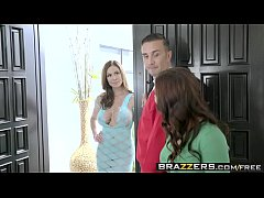 Brazzers - Pornstars Like it Big - Adopt A Pornstar scene starring Keisha Grey Kendra Lust and Keira