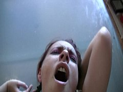 horny 18yo spanish swallow all the cum in a homemade porn video