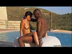 Exotic Ebony MILF and Her African Lover
