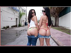 BANGBROS - This Video Is All About Insane Latin Booty, Ft. Catalina & Rubi
