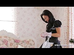 Slutty Maid Lexi Dona Loves Hardcore Anal