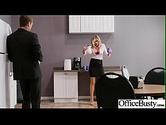 Hardcore Bang With Horny Big Tits Office Girl (Jessa Rhodes) video-11