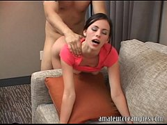 veronica radke gets a deep creampie