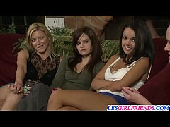 Veronica Snow with Dillion Harper and Niki Lee Young