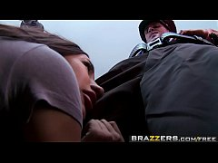 Brazzers - Teens Like It Big -  Fuck the Police scene starring Amia Miley & Johnny Sins