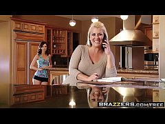 Brazzers - Dirty Masseur - (Katie Jordin, Johnny Sins) - I Stole Mamas Massage