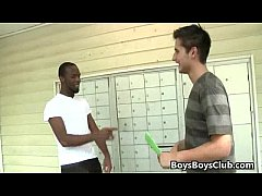 BlacksOnBoys - Interracial Ass Gay Fucking Video 13
