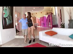 Ariana Grand Seduces Stepdad
